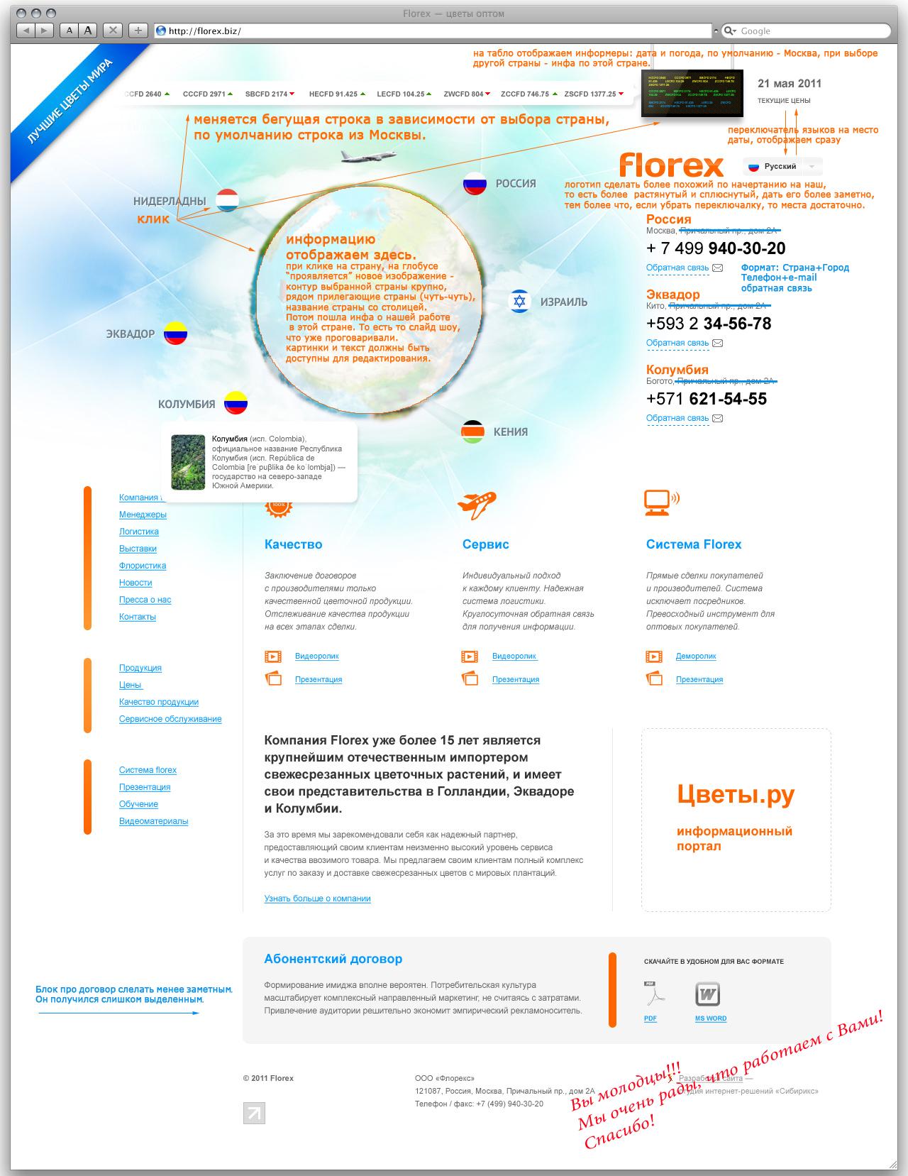 Как сделать свой сайт интерактивным 348